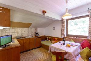 Behaglich eingerichtete Ferienwohnung für 2-3 Personen die zum Entspannen einläd